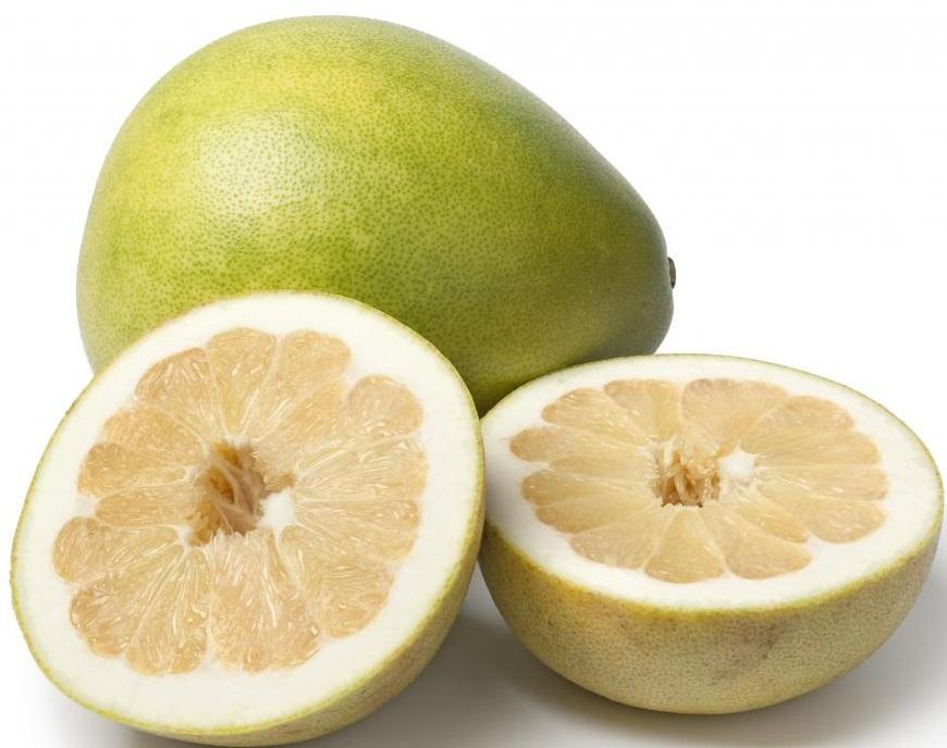 pomelo frugt