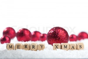 7581875-christmas-decoration-balls-and-merry-christmas-text